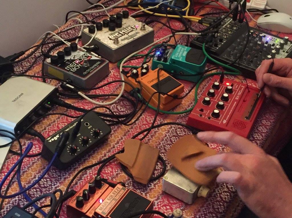 IMAGE: Joseph Young, soundscape