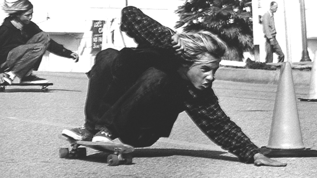 IMAGE: still from Dogtown and Z-Boys.