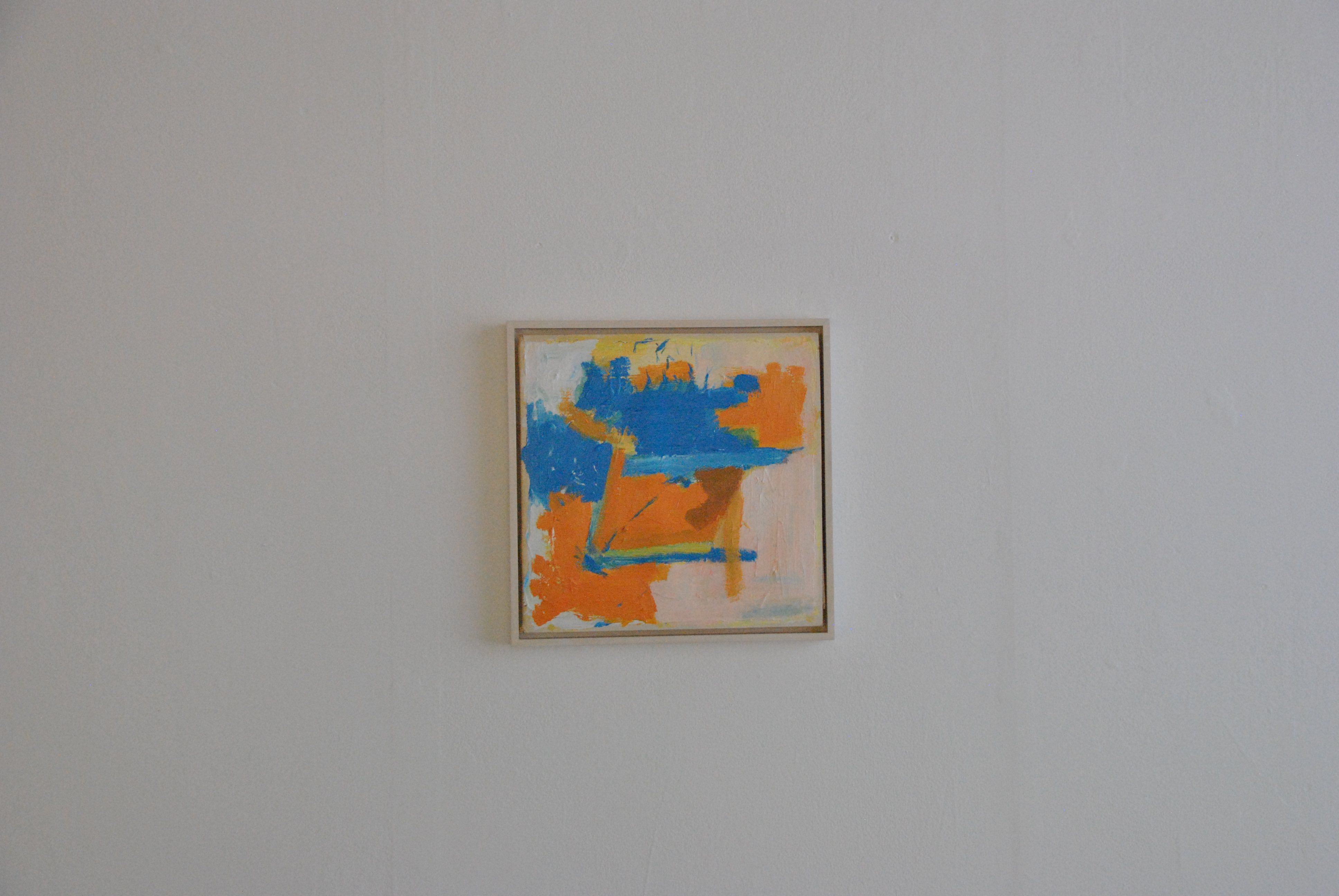 A Good Idea is a Good Idea (De Kooning), 2012, Dan Rees. Herbert Read Gallery. ©51zero