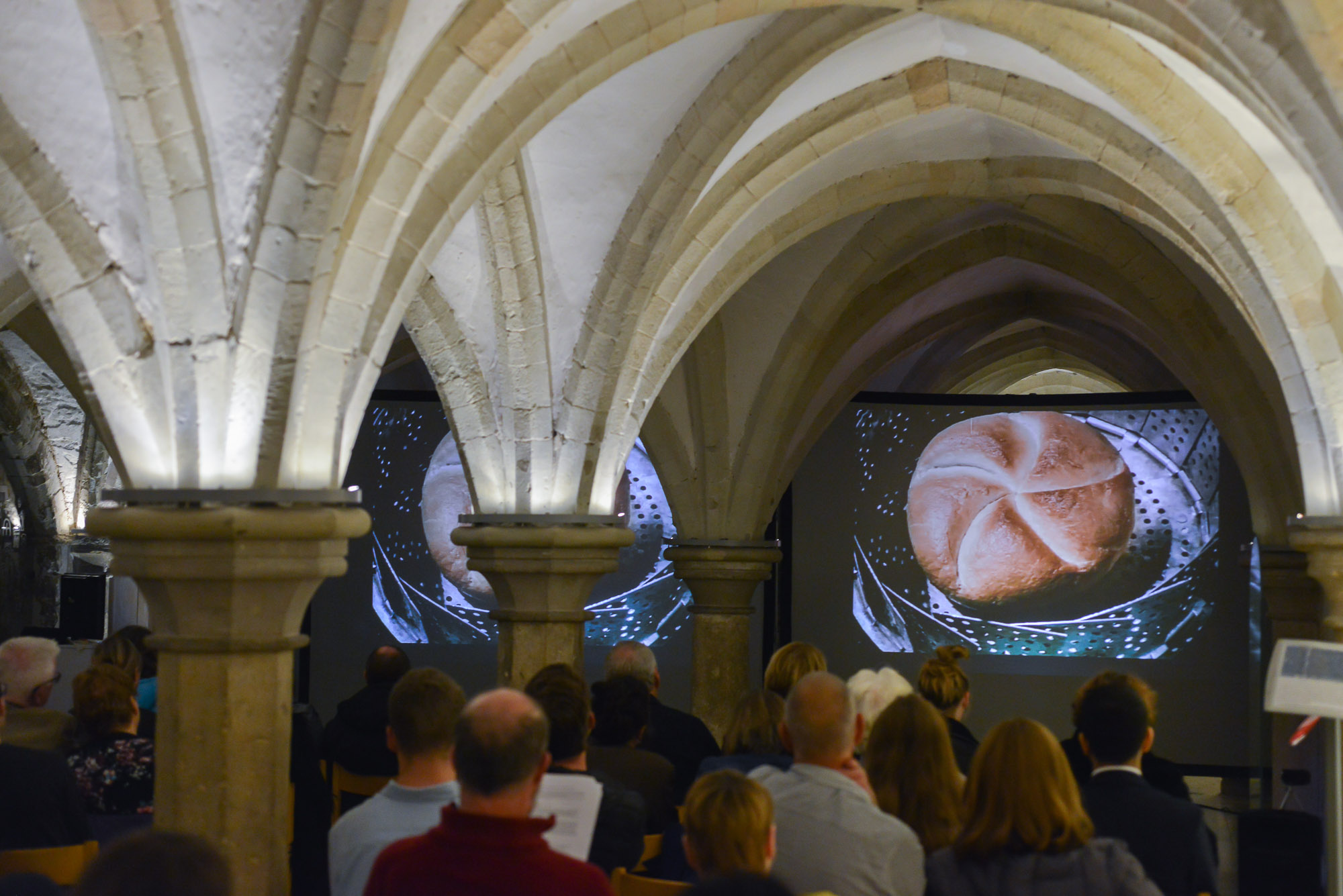 Dimensions of Dialogue, 1934, Jan Svankmajer. Rochester Launch, photos by Keith Greenfield. ©51zero